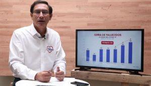 Elecciones 2021: Martín Vizcarra suspende sus actividades proselitistas hasta acabar la cuarentena | VIDEO