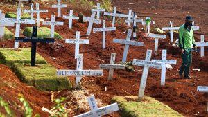 OMS confirma que se superaron las dos millones de muertes por COVID-19 | VIDEOS