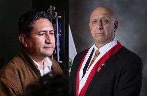 Congresista José Cueto recibe denuncias sobre un resguardo policial indebido a Vladimir Cerrón