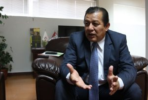Eduardo Salhuana: