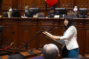 Mirtha Vásquez confirmó pedido de facultades tributarias: ¿en qué consiste la reforma tributaria?